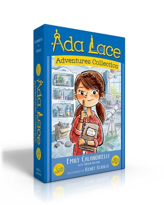 Cover for Ada Lace Adventures Collection