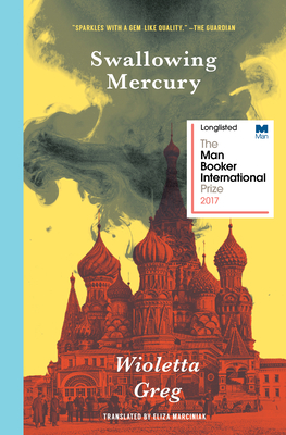 Swallowing Mercury Cover Image