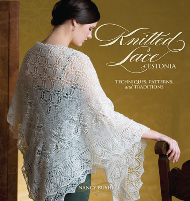 Knitted Lace of Estonia Cover Image