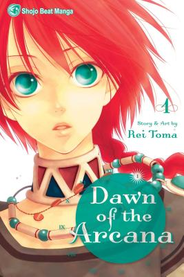 Dawn of the Arcana, Volume 1 Cover