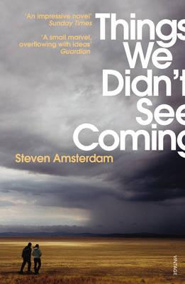 Things We Didn't See Coming Cover