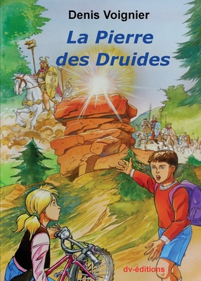 La Pierre des Druides Cover Image
