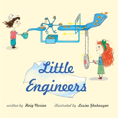 Little Engineers Cover Image