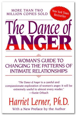 The Dance of Anger Cover