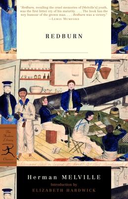 Redburn Cover