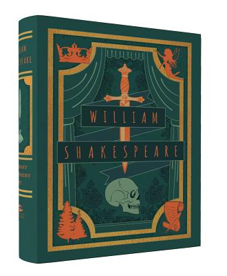 Literary Stationery Sets: William Shakespeare Cover Image
