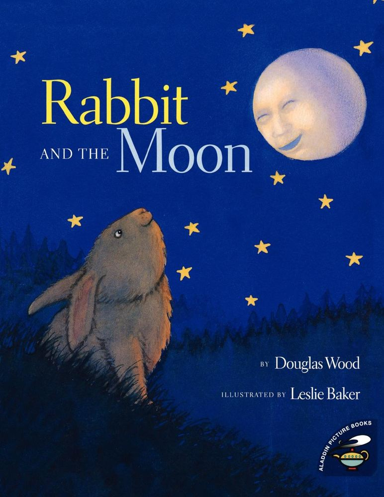 Rabbit and the Moon Cover