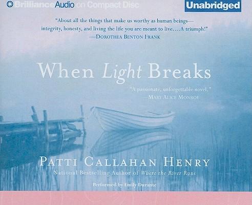 Cover for When Light Breaks