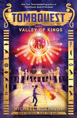Valley of Kings (Tombquest, Book 3) Cover