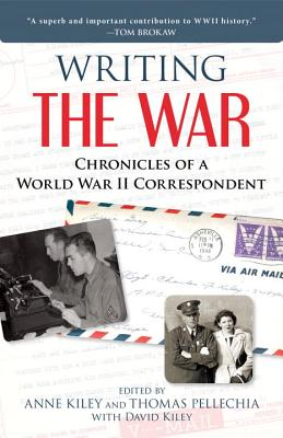 Cover for Writing the War