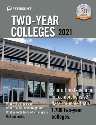 Two-Year Colleges 2021 Cover Image