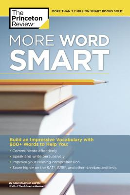 More Word Smart: How to Build an Impressive Vocabulary Cover Image