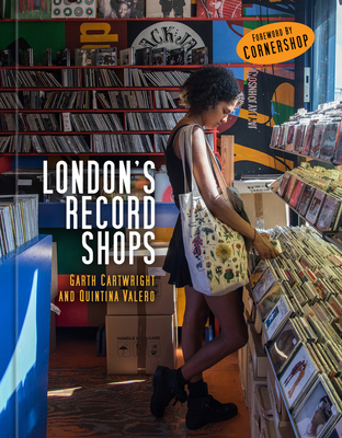 London's Record Shops Cover Image