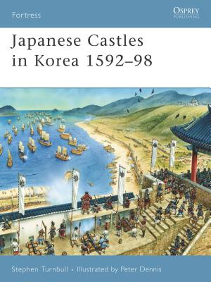 Japanese Castles in Korea 1592-98 Cover