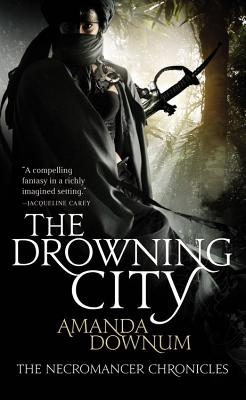 The Drowning City Cover