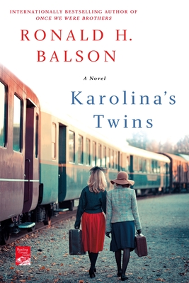 Karolina's Twins: A Novel (Liam Taggart and Catherine Lockhart #3) Cover Image