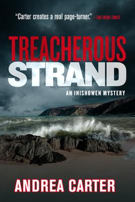 Treacherous Strand (An Inishowen Mystery #2) Cover Image