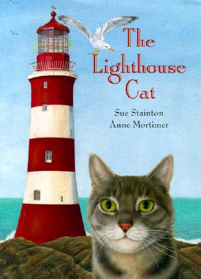 The Lighthouse Cat Cover