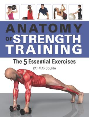 Anatomy of Strength Training Cover