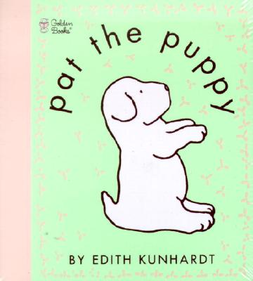 Pat the Puppy (Pat the Bunny) (Touch-and-Feel) Cover Image