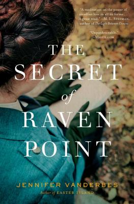 The Secret of Raven Point Cover Image
