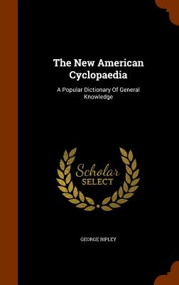 Cover for The New American Cyclopaedia