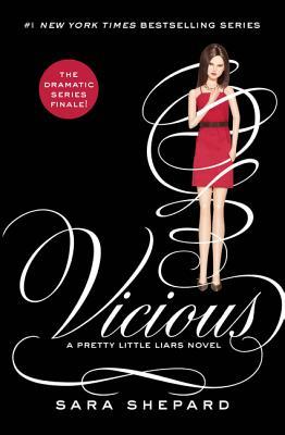 Pretty Little Liars #16: Vicious Cover Image