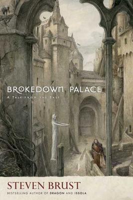 Brokedown Palace (Dragaera #1) Cover Image
