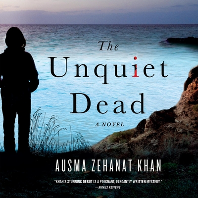 The Unquiet Dead Cover Image