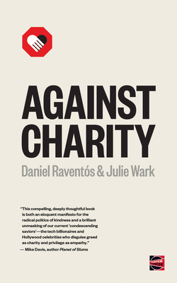 Cover for Against Charity (Counterpunch)