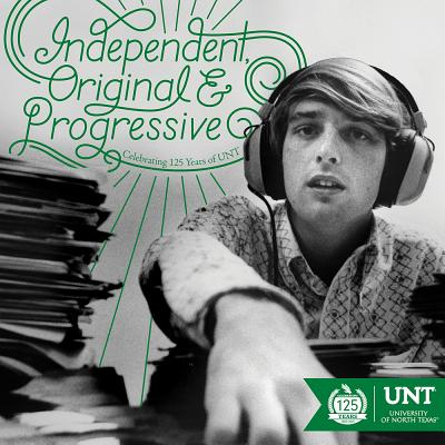 """Cover for """"Independent, Original and Progressive"""""""