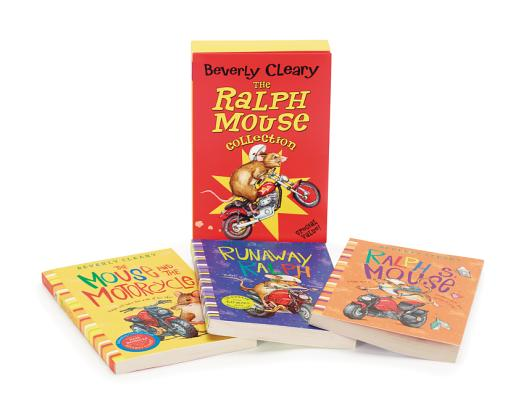 The Ralph Mouse Collection Cover