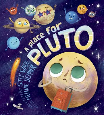 A Place for Pluto Cover Image