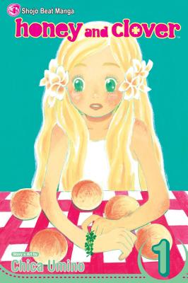 Honey and Clover, Vol. 1 Cover Image