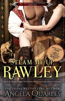 Cover for Steam Me Up, Rawley