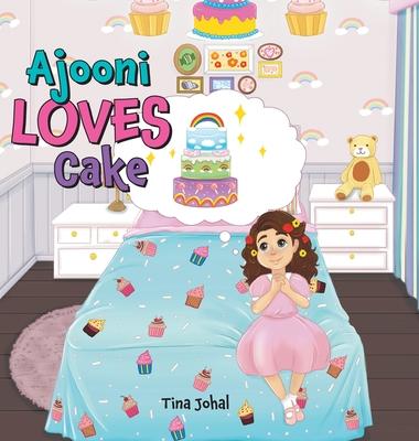 Ajooni Loves Cake Cover Image
