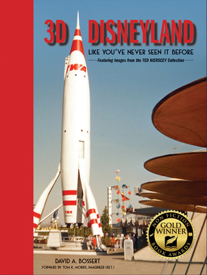3D Disneyland: Like You've Never Seen It Before  Cover Image