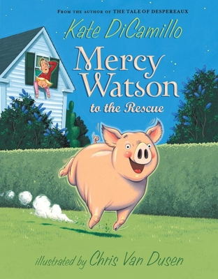 Mercy Watson to the Rescue Cover Image