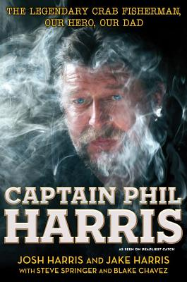 Captain Phil Harris Cover