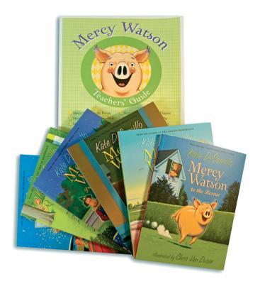 Mercy Watson Thinks Like a Teacher Classroom Set Cover Image