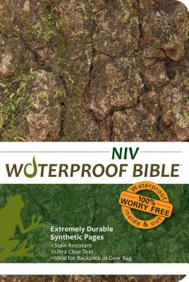 Waterproof Bible-NIV-Camouflage Cover Image