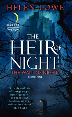 The Heir of Night: A Wall of Night, Book One Cover Image