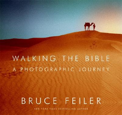 Walking the Bible: A Photographic Journey Cover Image
