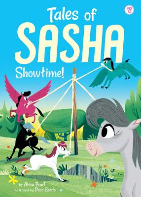 Tales of Sasha 8: Showtime! Cover Image