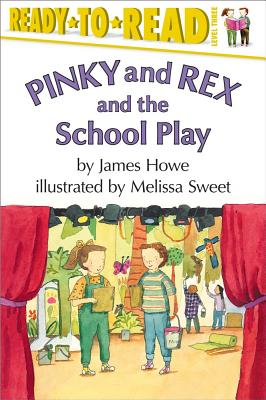 Cover for Pinky and Rex and the School Play (Pinky & Rex)