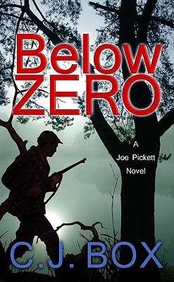 Below Zero Cover Image