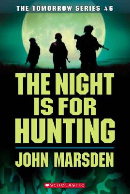 Night Is For Hunting (Tomorrow) Cover Image