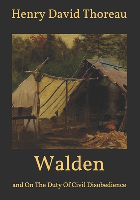 Walden: and On The Duty Of Civil Disobedience Cover Image