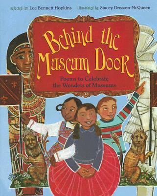 Behind the Museum Door Cover