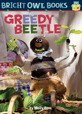 Greedy Beetle: Long Vowel E (Bright Owl Books) Cover Image
